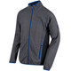 Regatta Mons III Fleece Jacket Men Light Steel/Seal Grey